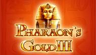 Игровой автомат Pharaoh`s Gold III от Максбетслотс - онлайн казино Maxbetslots