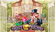 Игровой автомат Piggy Riches от Максбетслотс - онлайн казино Maxbetslots
