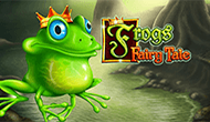 Игровой автомат Frogs Fairy Tale онлайн
