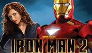 Играть на деньги в автомат Iron Man 2